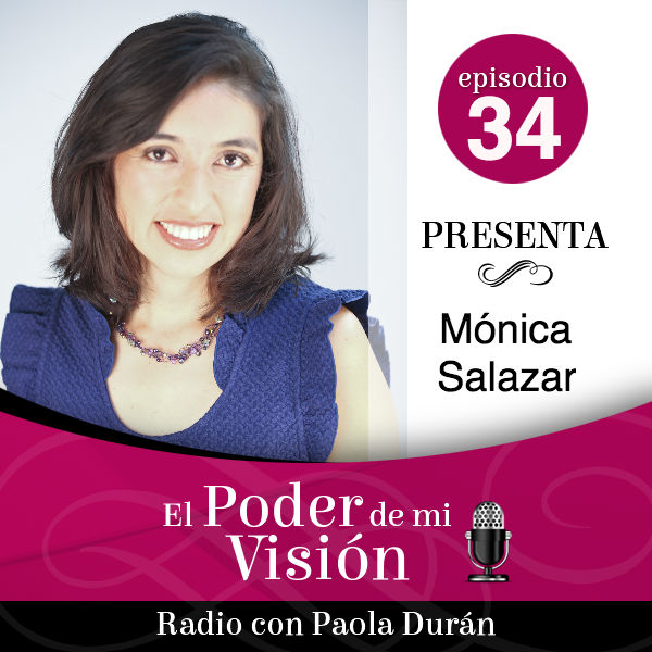 Mónica Salazar, Coach de Dinero y Negocios