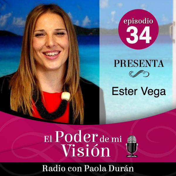 Ester Vega, Formadora y Mentora en Desarrollo de Negocios