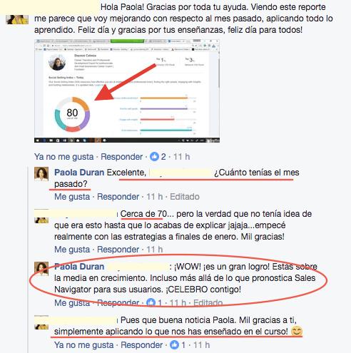 SSI LinkedIn Paola Duran Negocios