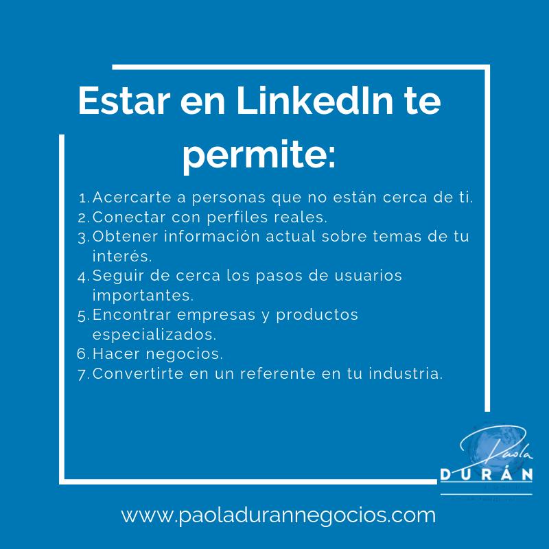 LinkedIn : ¿acerca o aleja a las personas?