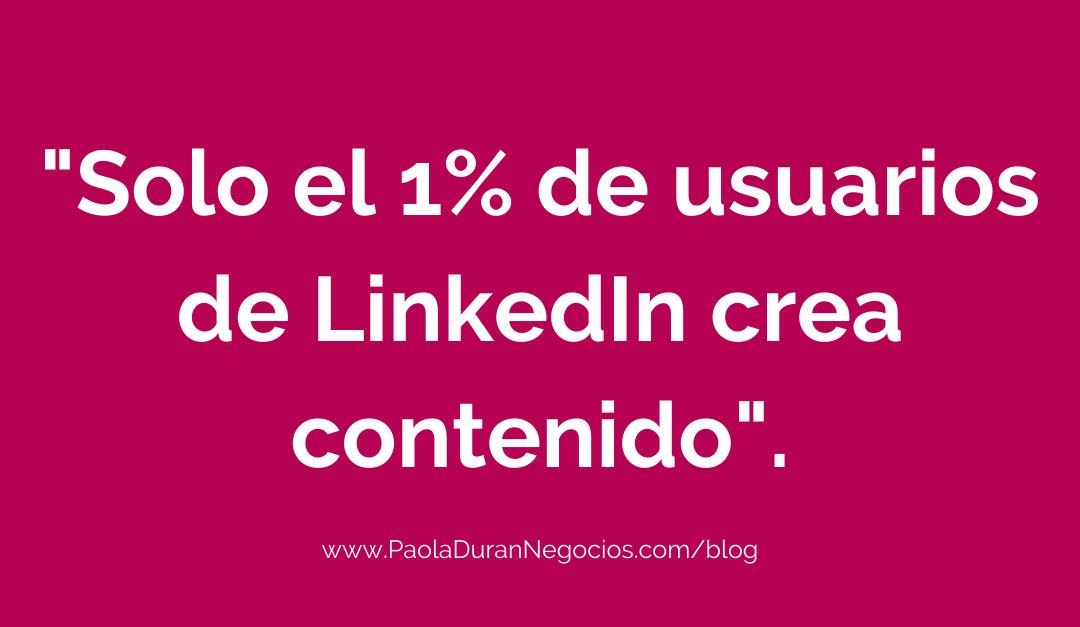 Cómo construir rápidamente tu marca personal en LinkedIn