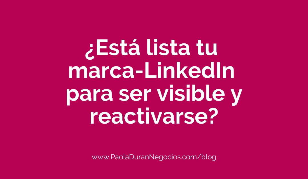 Configurar Pagina LinkedIn
